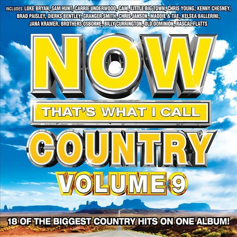 Various Artists - NOW Country 9 - image 1 of 1