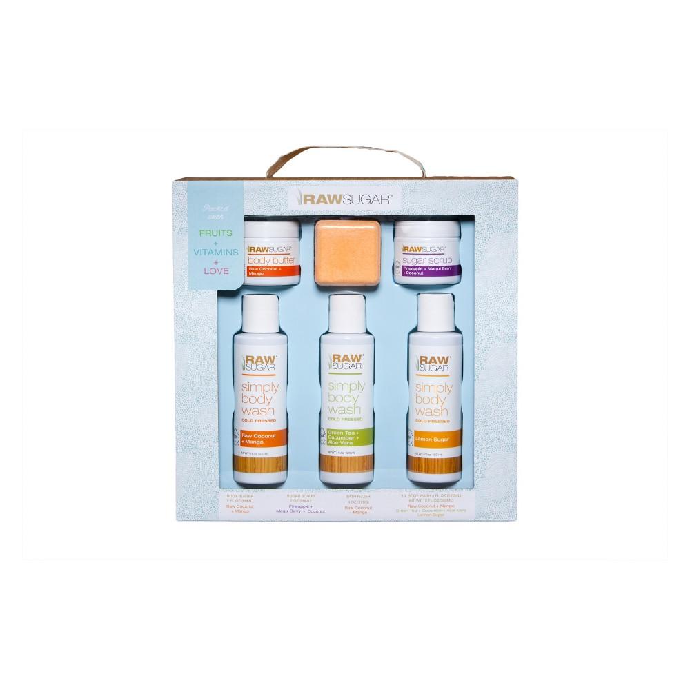 Raw Sugar Body & Bath Gift Set
