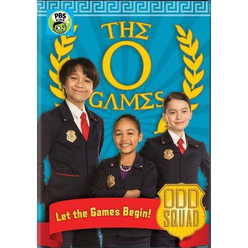 Odd Squad: O Games (DVD) - image 1 of 1