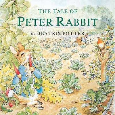 The Tale of Peter Rabbit - by  Beatrix Potter (Paperback)