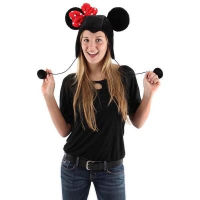 Elope Disney Minnie Mouse Costume Laplander Hat Adult