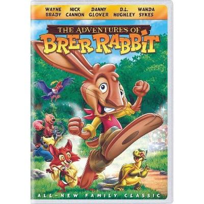 The Adventures of Brer Rabbit (DVD)