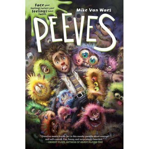Peeves - by  Mike Van Waes (Hardcover) - image 1 of 1