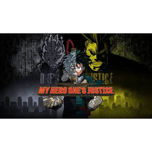 My Hero One's Justice - Nintendo Switch (Digital) - image 1 of 4
