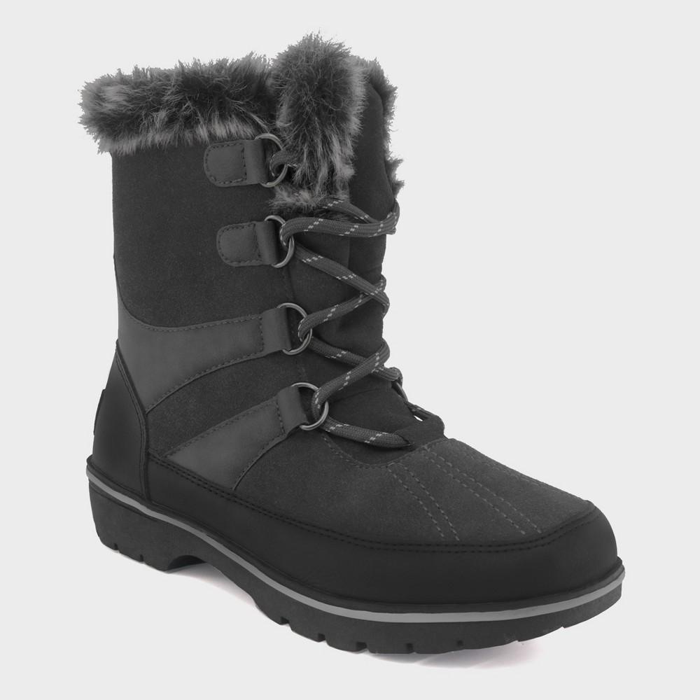 Women's Ellysia Short Functional Winter Boots - C9 Champion Gray 11