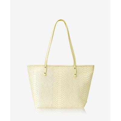 GiGi New York Yellow Zip Taylor Tote Bag