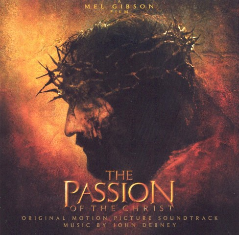 John Debney - Passion Of The Christ (Ost) (Vinyl) - image 1 of 1