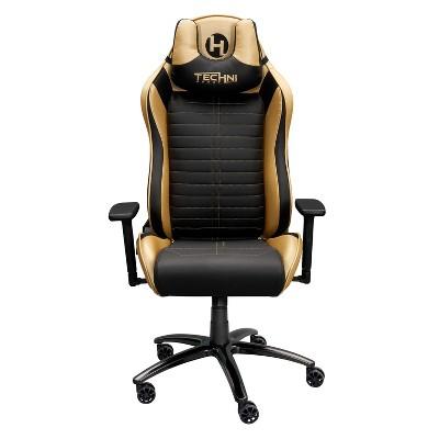 Ergonomic Racing Style Gaming Chair - Techni Sport