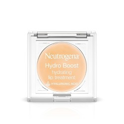 Neutrogena Hydro Boost Hydrating Lip Balm Light Clear 0.1 oz