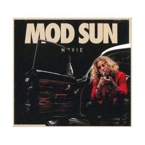 Mod Sun - Movie (EXPLICIT LYRICS) (CD) - image 1 of 1