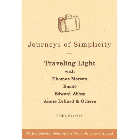 Journeys of Simplicity - by  Philip Harnden (Paperback) - image 1 of 1