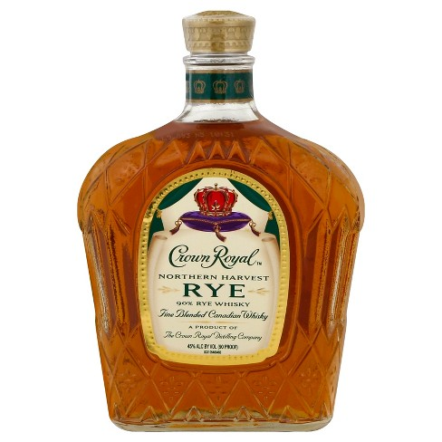 Crown Royal Northern Harvest Rye Whisky - 750ml Bottle - image 1 of 2