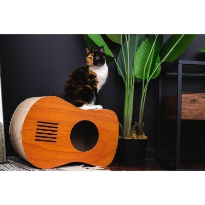 Park & Bench Tremolo Cat Scratcher Wood