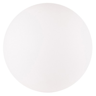 "Allsop Glow 11.8"" Full Moon Outdoor Table Lamp - White - Mooni"