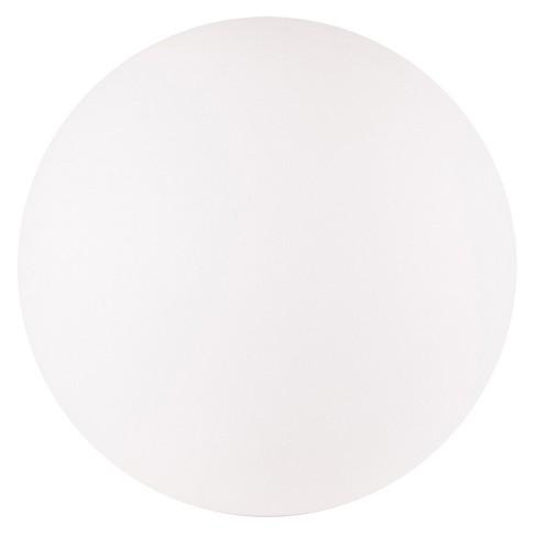 "Allsop Glow 11.8"" Full Moon Outdoor Table Lamp - White - Mooni - image 1 of 2"
