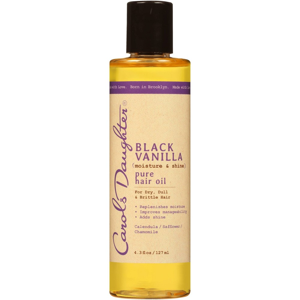 Image of Carols Daughter Black Vanilla Moisture and Shine Pure Hair Oil - 4.3 fl oz