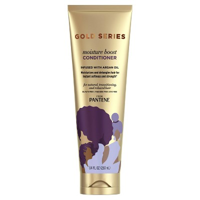 Shampoo & Conditioner: Pantene Gold Series