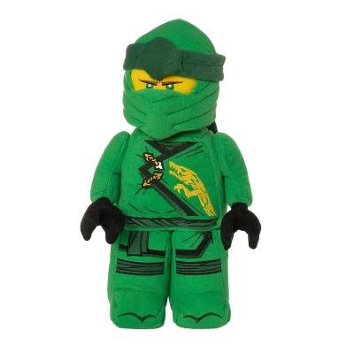 "The Manhattan Toy Company LEGO NINJAGO Lloyd Ninja Warrior 13"" Plush Character"