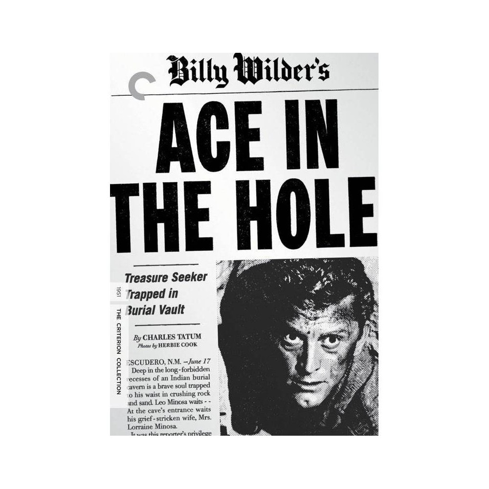 Ace In The Hole Dvd