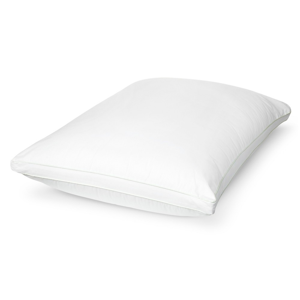 Image of Spring Air Grand Impression Firm Density Gusseted Pillow - White (Standard)