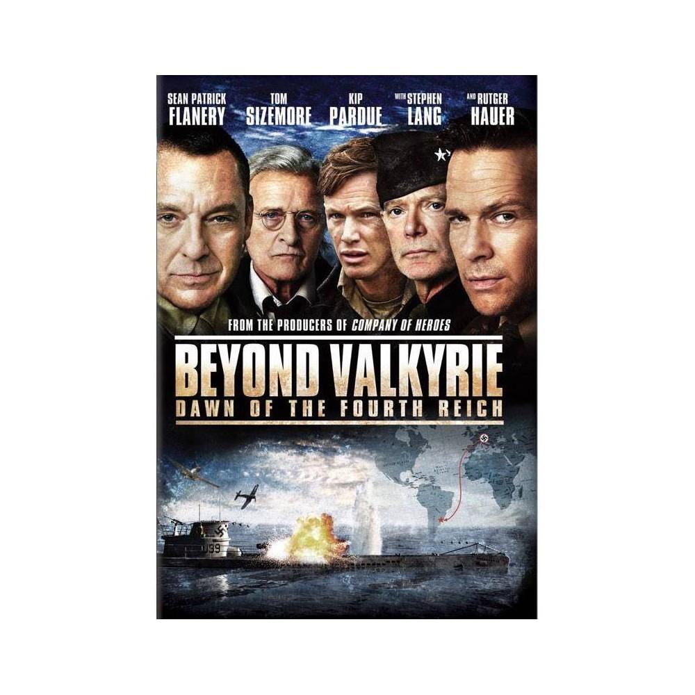 Beyond Valkyrie Dawn Of The Fourth Reich Dvd