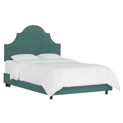 Chambers Bed - Linen Laguna (California King) - Skyline Furniture