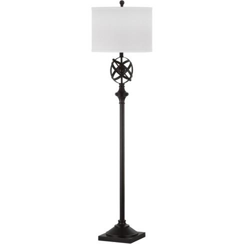 Franklin Armillary Floor Lamp (Includes Energy Efficient Light Bulb) - Safavieh - image 1 of 3