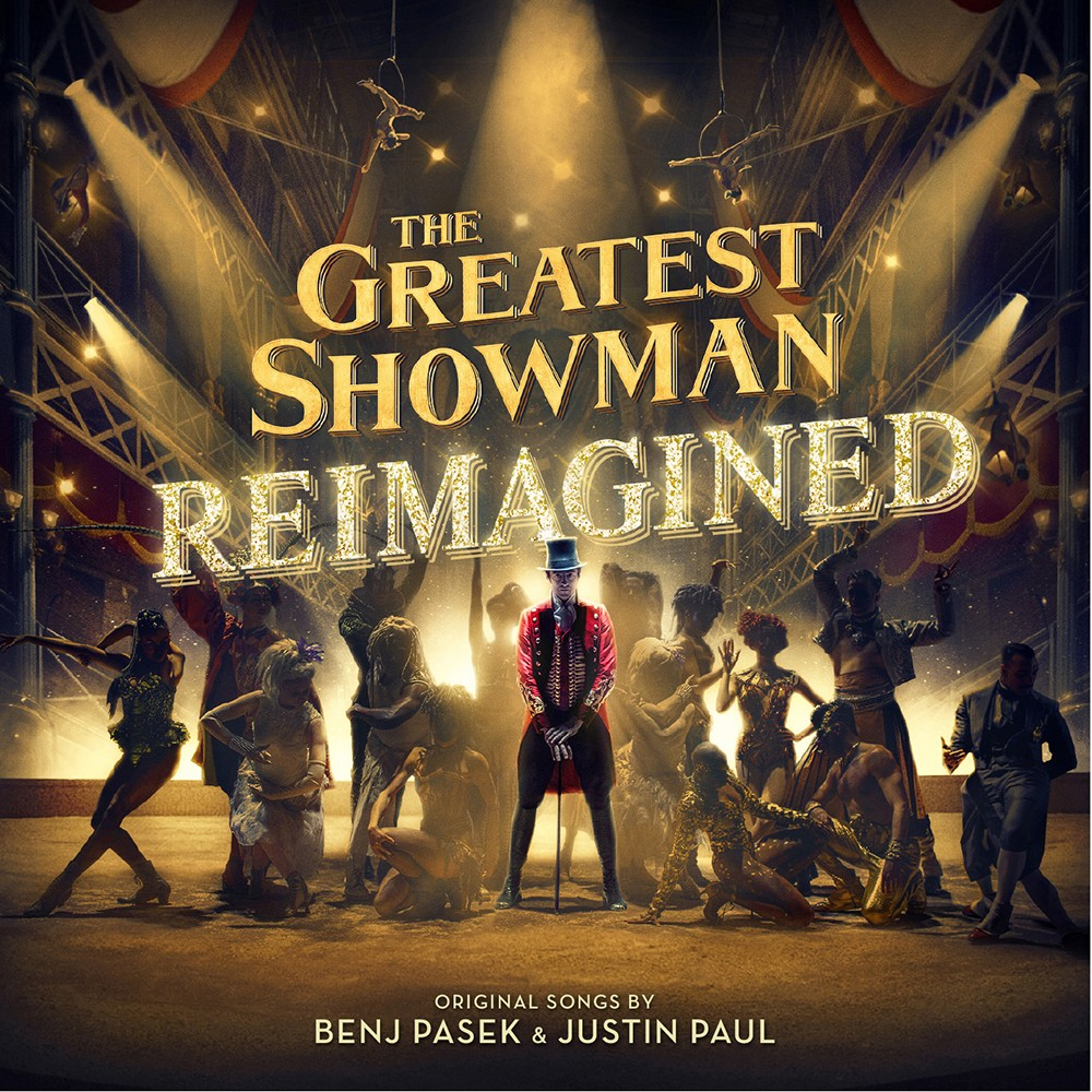 Various Artists The Greatest Showman (Original Motion Picture Soundtrack) Reimagined