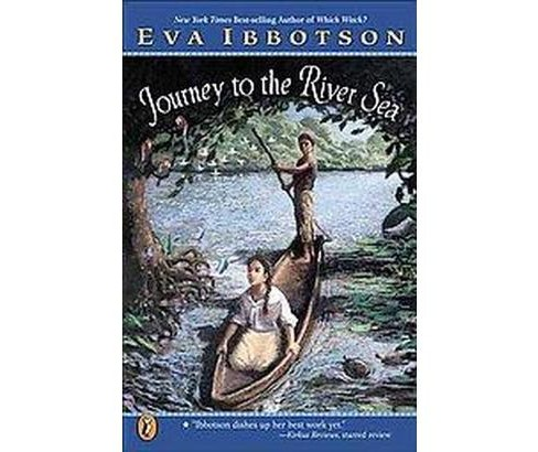 Journey to the River Sea (Reprint) (Paperback) (Eva Ibbotson) - image 1 of 1