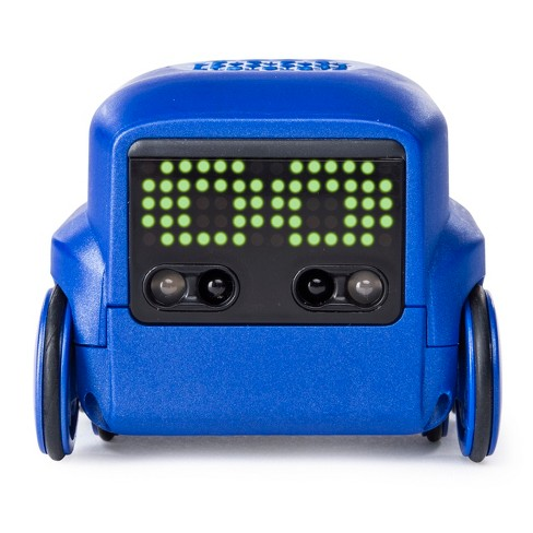 Boxer Interactive A.I. Robot Toy with Personality and Emotions - Blue - image 1 of 8