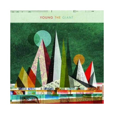 Young The Giant - Young The Giant (Vinyl) - image 1 of 1