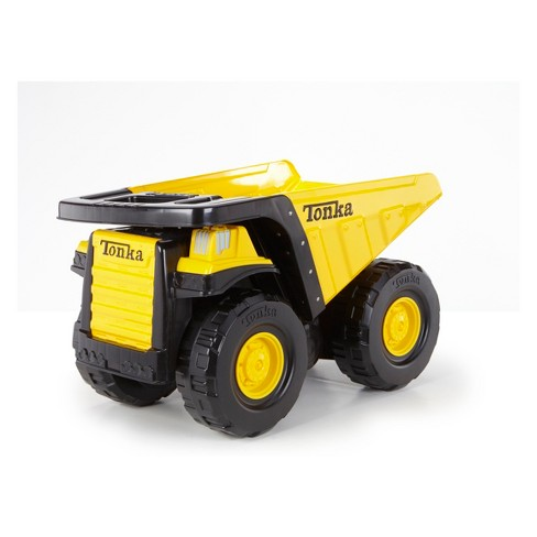 Tonka Toy Trucks >> Tonka Steel Toughest Mighty Dump Truck