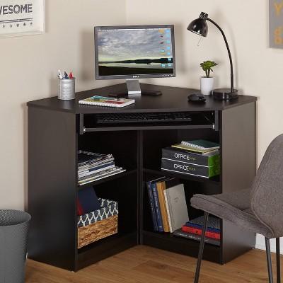 Small Room Corner Desk Target, Images Of Small Corner Desks