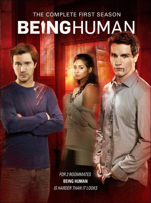Being Human: The Complete First Season (4 Discs) (dvd_video) - image 1 of 1