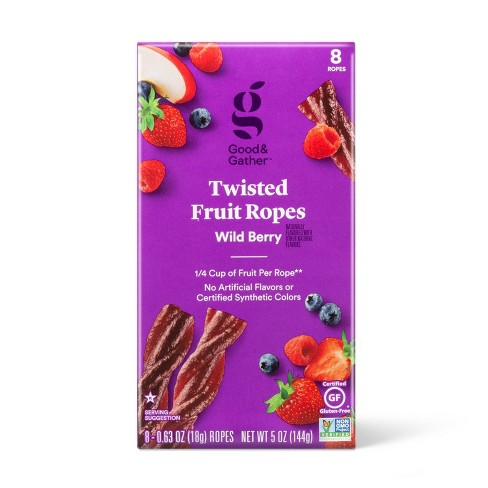 Wild Berry Fruit Twists - 5oz/8ct - Good & Gather™ - image 1 of 3