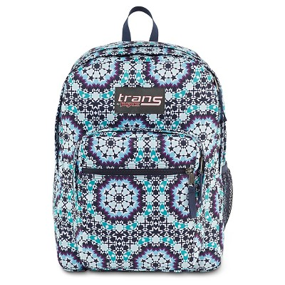 Trans By JanSport® 17  SuperMax Backpack - Navy Blue