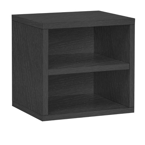 Way Basics Eco Stackable Connect Storage Cube with Shelf - image 1 of 4