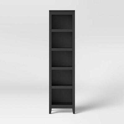 "72"" Carson Narrow Bookcase - Threshold™"