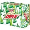 Diet Mountain Dew Caffeine Free Citrus Soda - 12pk/12 fl oz Cans - image 3 of 3
