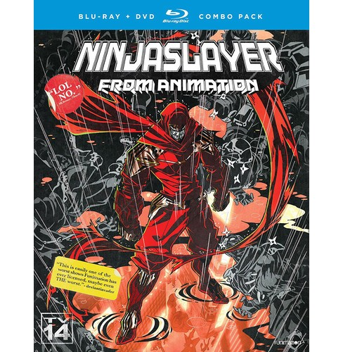 Ninja Slayer:Complete Series (Blu-ray) - image 1 of 1