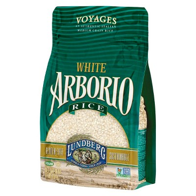 Lundberg Medium Grain White Arborio Rice - 16oz