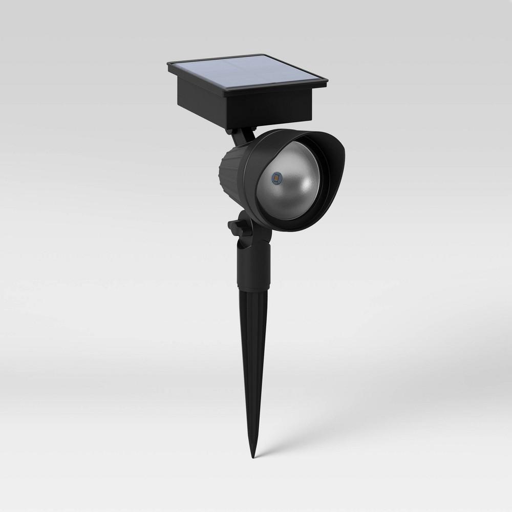 Vented Lumen Led Spotlight Matte Black Threshold 8482