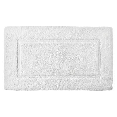 Kassatex Elegance Bath Rug - White (24X40 )