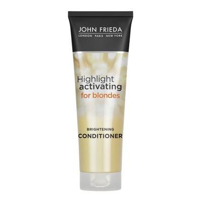 John Frieda Sheer Blonde Highlight Activating Enhancing Conditioner - 8.45 fl oz