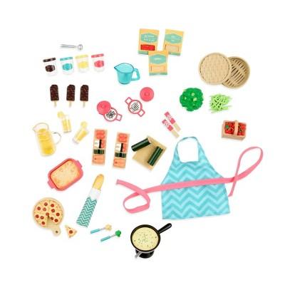 "Lori - Cooking Accessories for 6"" Mini Dolls - Gourmet Market"