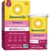 Renew Life Ultimate Flora Probiotic Womens Care Vegetarian Capsules - image 2 of 4