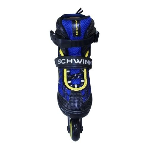 Schwinn Boy s Adjustable Inline Skate - Black Blue 1-4   Target ee74e9e2d