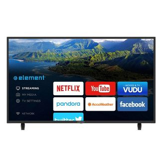 "Element 43"" 1080p FHD LED Smart TV (ELST4316S)"