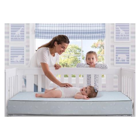 Serta Perfect Embrace Crib And Toddler Mattress Target