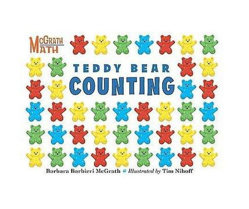 Teddy Bear Counting (School And Library) (Barbara Barbieri McGrath) - image 1 of 1